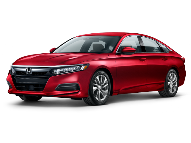 New 2019 Honda Accord LX Sedan Auto