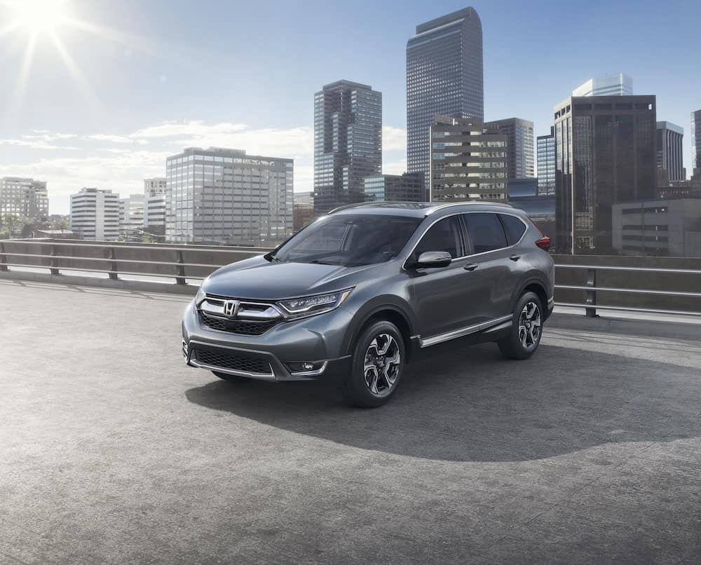 Grey 2019 Honda CR-V Huntington Beach
