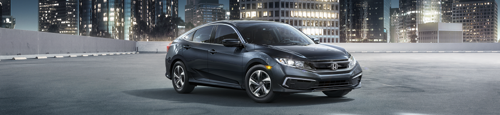 Honda Civic Lease near Corona Del Mar CA