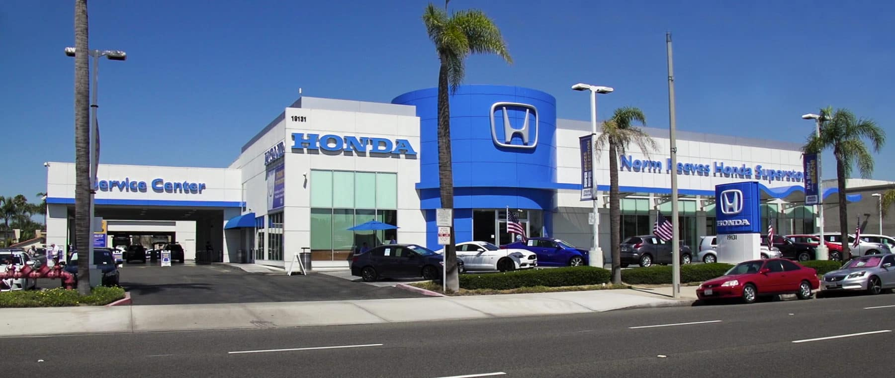 Honda Huntington Beach Ext.