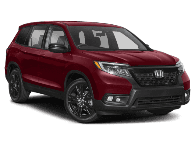 New 2019 Honda Passport Sport FWD Auto