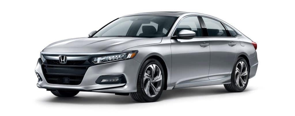2020 Honda Accord Lunar Silver-Metallic