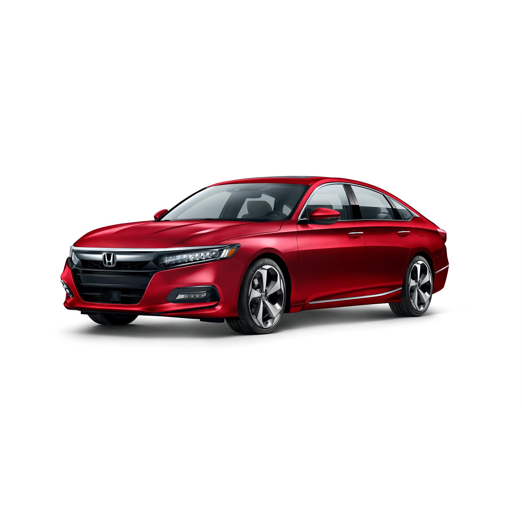 2020 Honda Accord Radiant Metallic Red