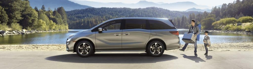 2020 Honda Odyssey Review