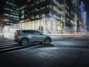 Honda CR-V Trim Levels