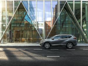 The 2020 Honda CR-V Hybrid Review Huntington Beach CA