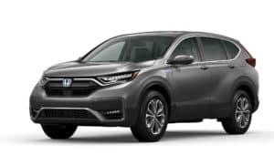 2020 Honda CR-V Hybrid Review Huntington Beach CA