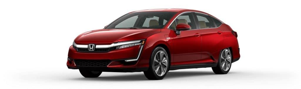 Honda Clarity vs Toyota Prius Prime