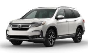 2020 Honda Pilot vs Hyundai Palisade
