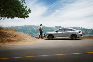 Certified Pre-Owned Honda Civic near Westminster CA