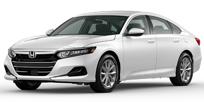 New 2021 Honda Accord LX Auto