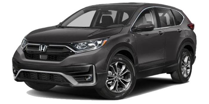 New 2021 Honda CR-V EX FWD
