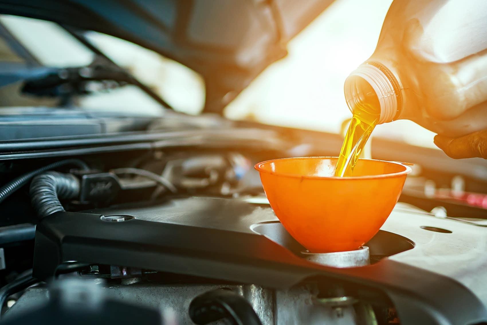 Oil Change for your Honda