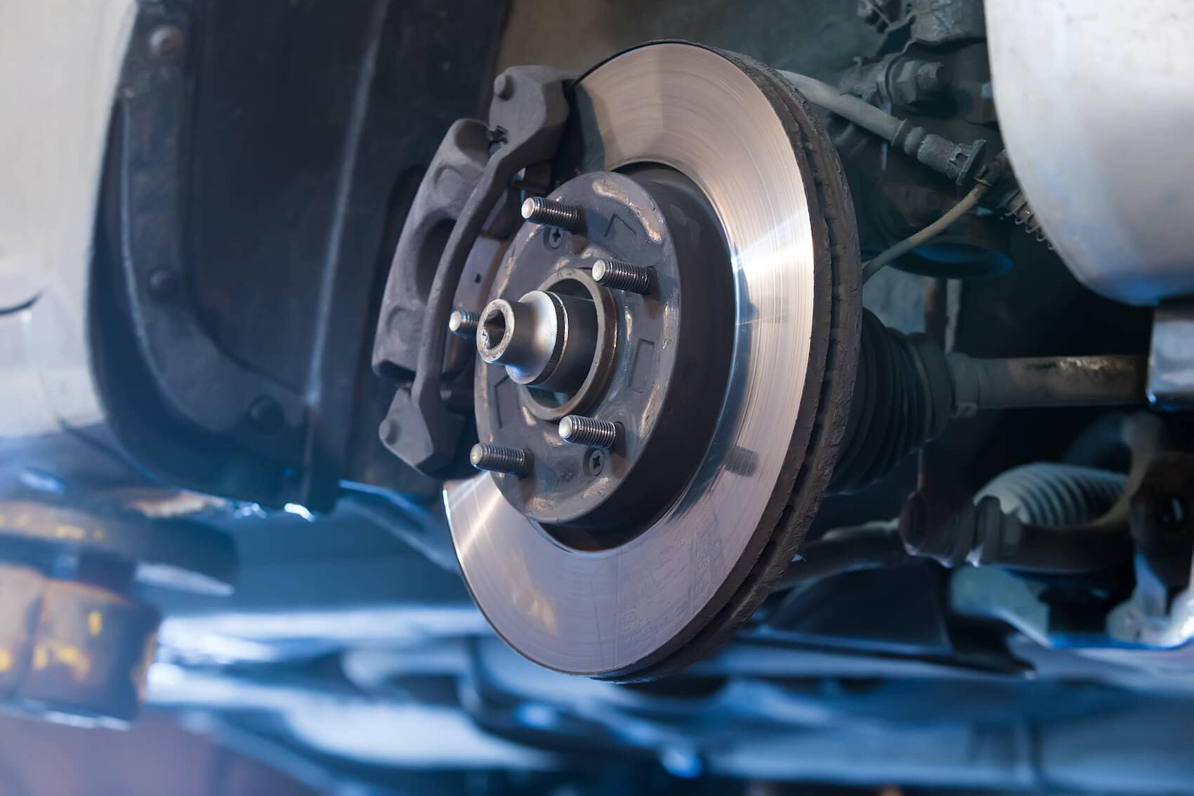 Signs You Need a Brake Repair
