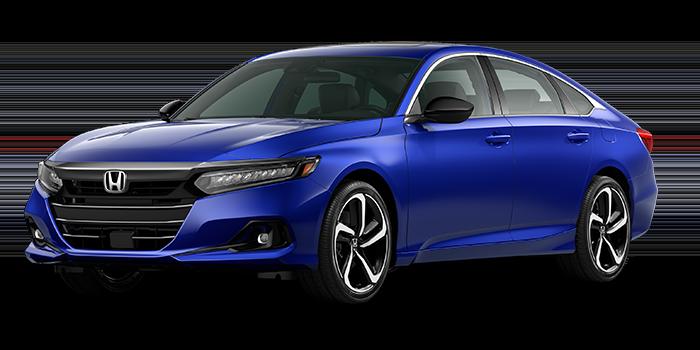 New 2021 Honda Accord Sedan Sport 1.5 FWD