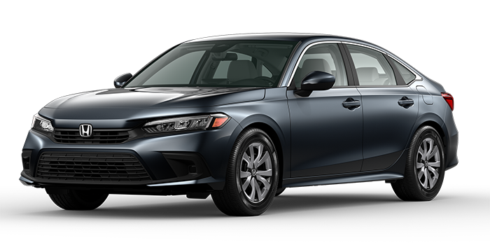 New 2022 Honda Civic Sedan LX FWD