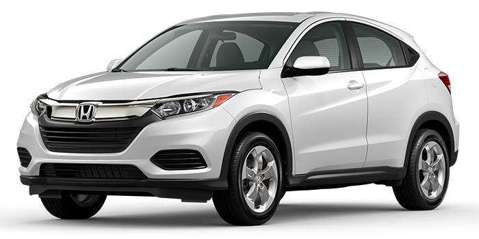 New 2021 Honda HR-V LX FWD CVT