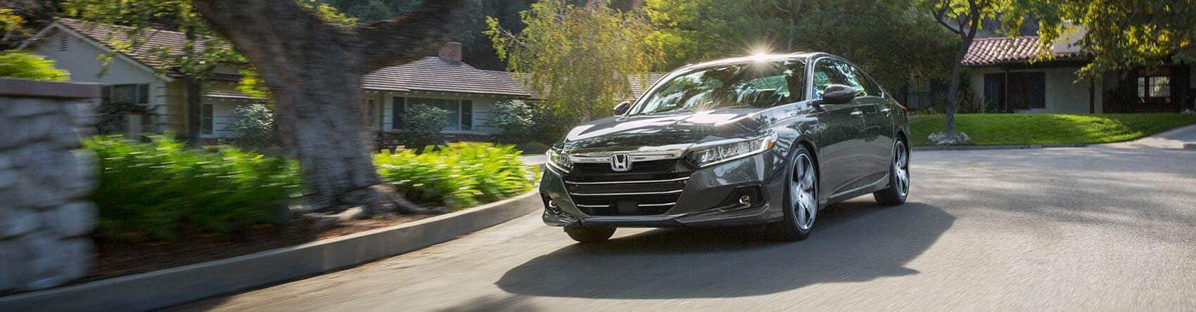 Honda Accord Interior | Huntington Beach, CA