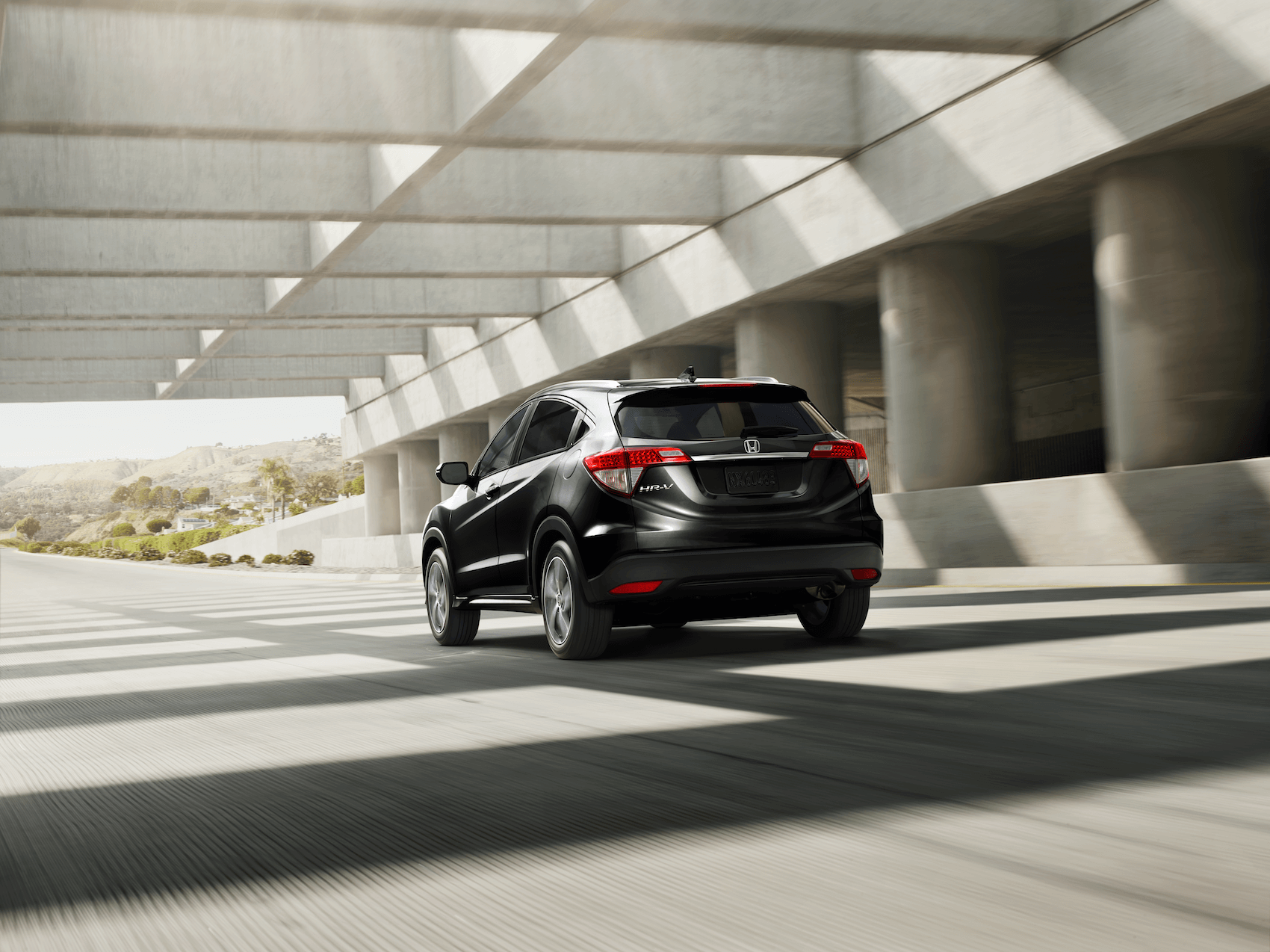Honda HR-V Performance