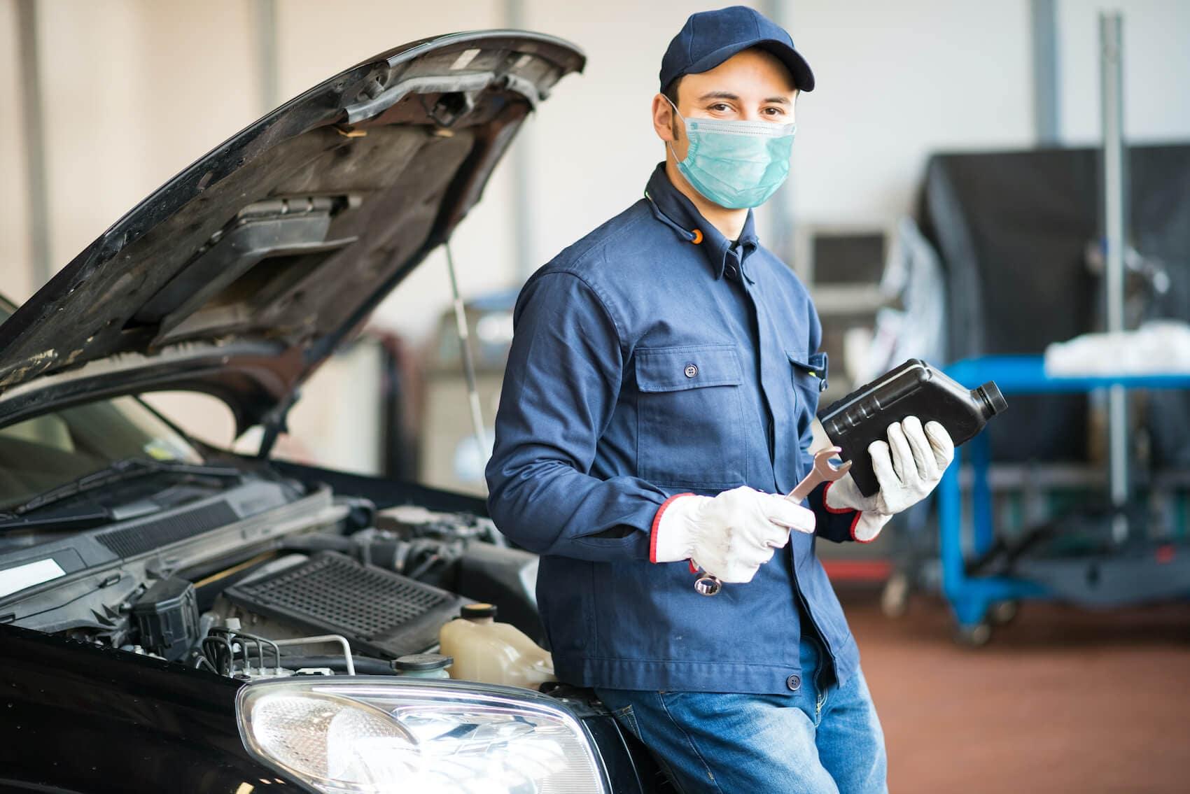 Honda Service Technicians