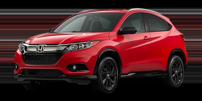 Select New In-Stock Honda HR-V Vehicles
