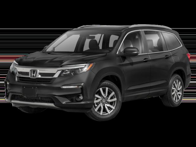 Select New In-Stock Honda Vehicles