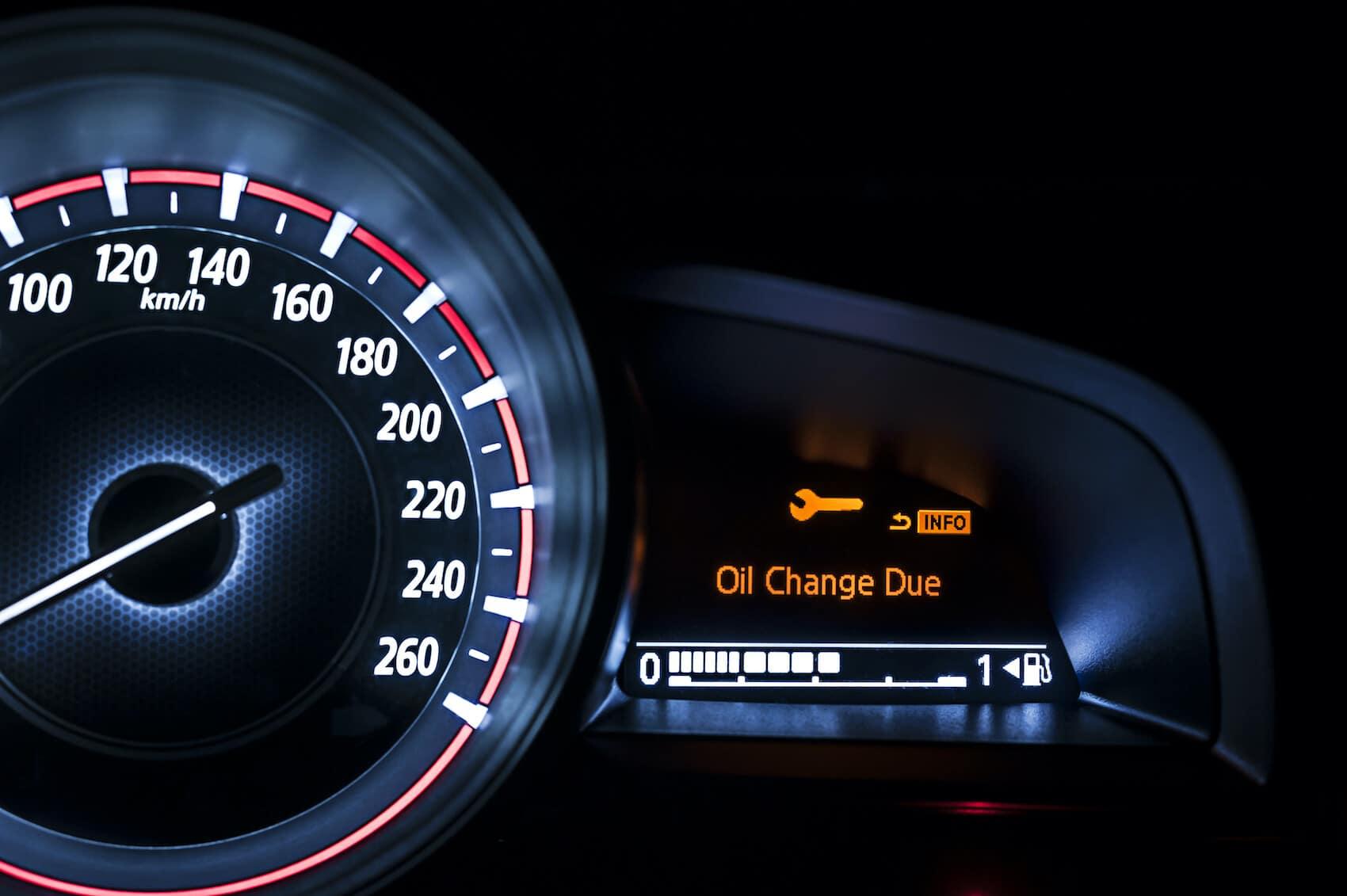 Honda Maintenance Minder
