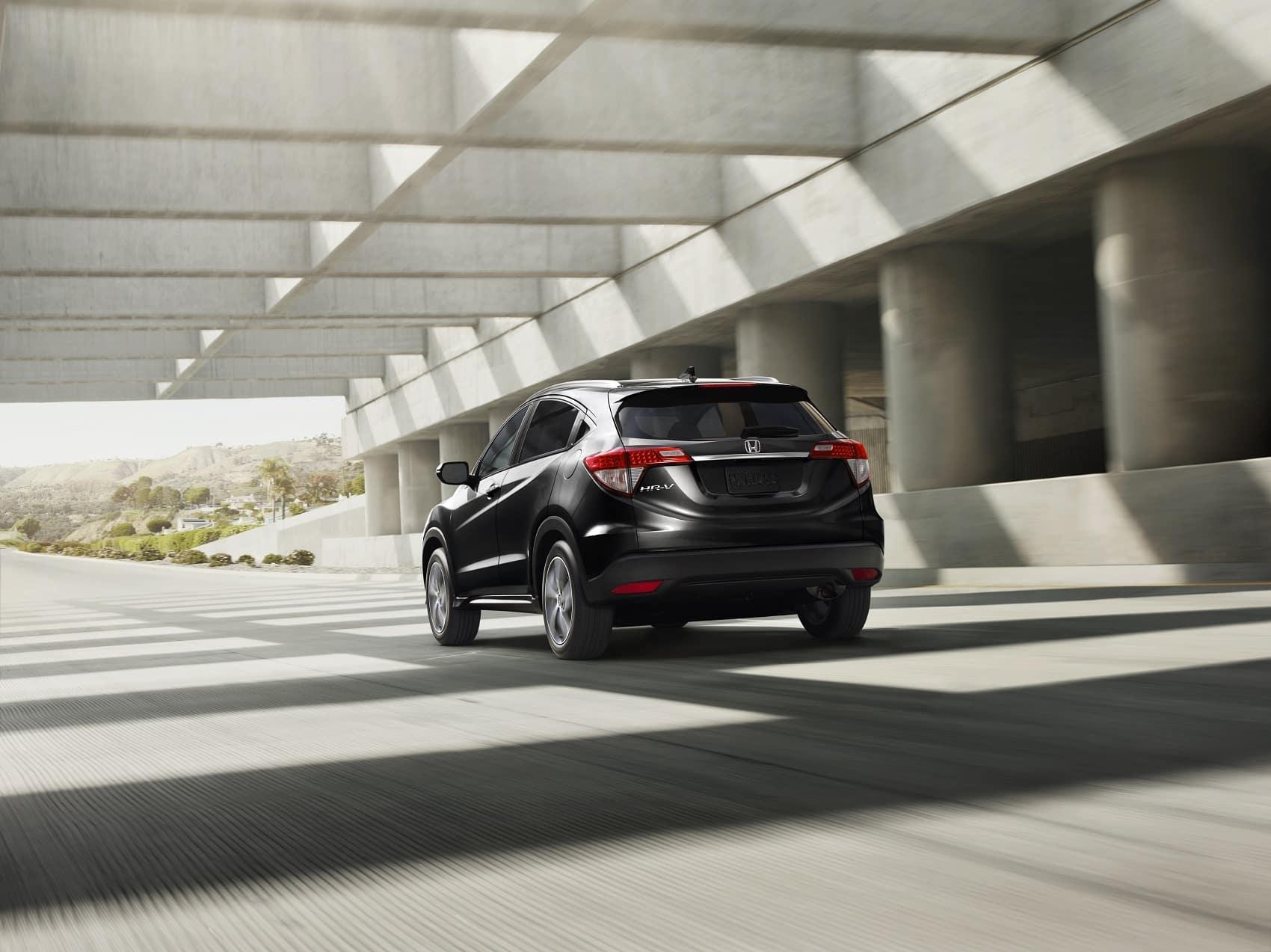 Honda HR-V Trim Levels