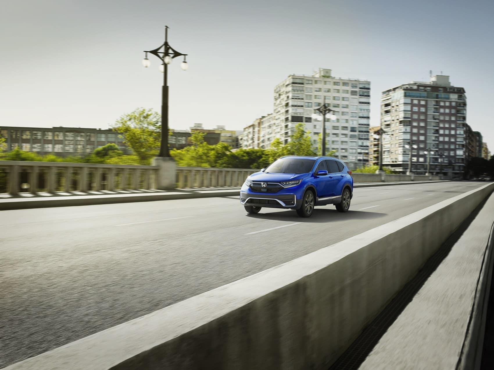 Honda CR-V Safety