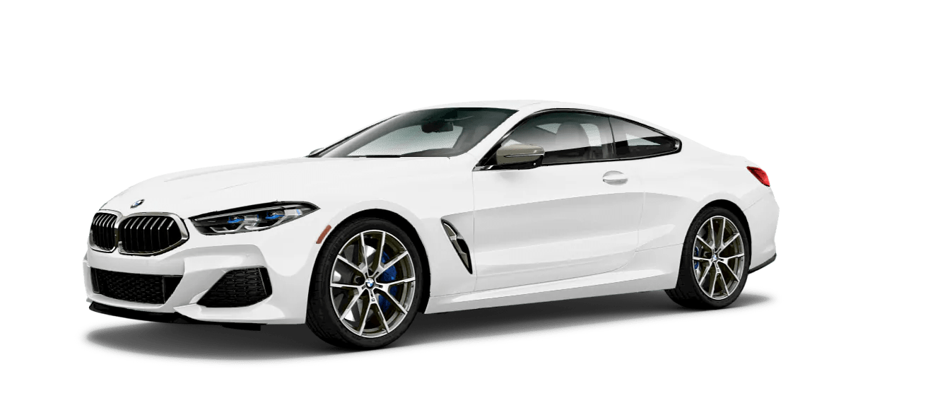 2019 BMW 8 Series Hero