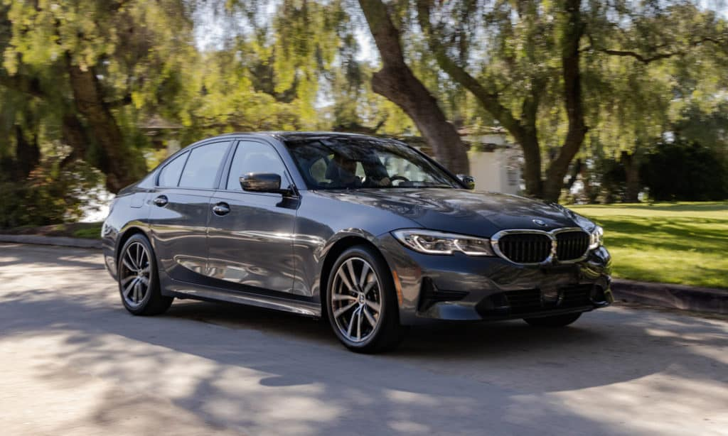 LEASE A 2020 BMW M340i xDRIVE SEDAN