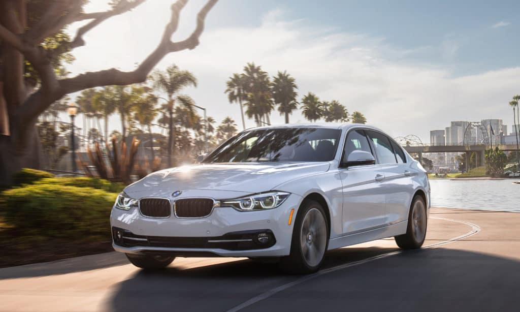 LEASE A 2018 BMW 340i xDRIVE SEDAN