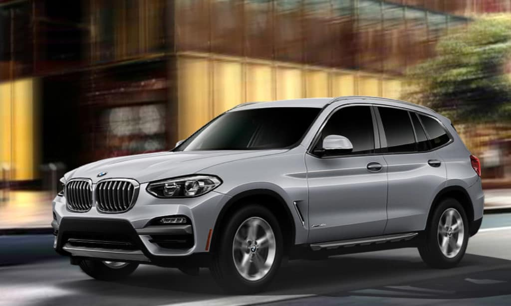 LEASE A 2019 BMW X3 xDRIVE30i