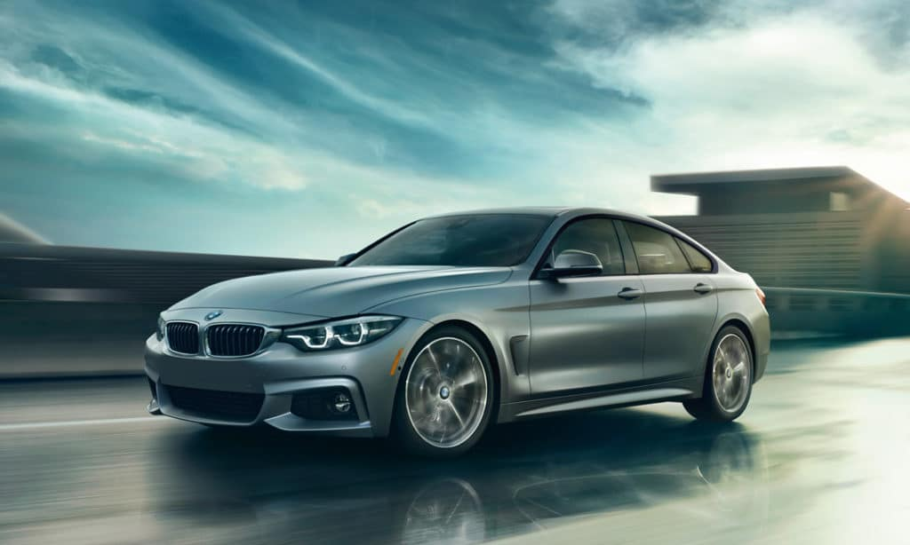 LEASE A 2019 BMW 430i xDRIVE GRAN COUPE