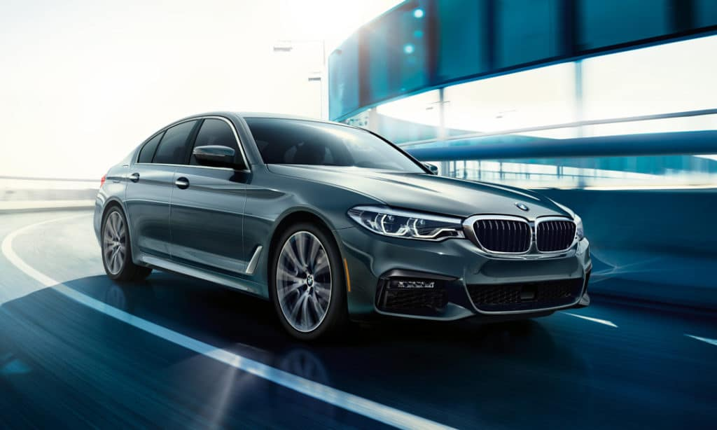LEASE A 2019 BMW 540i xDRIVE