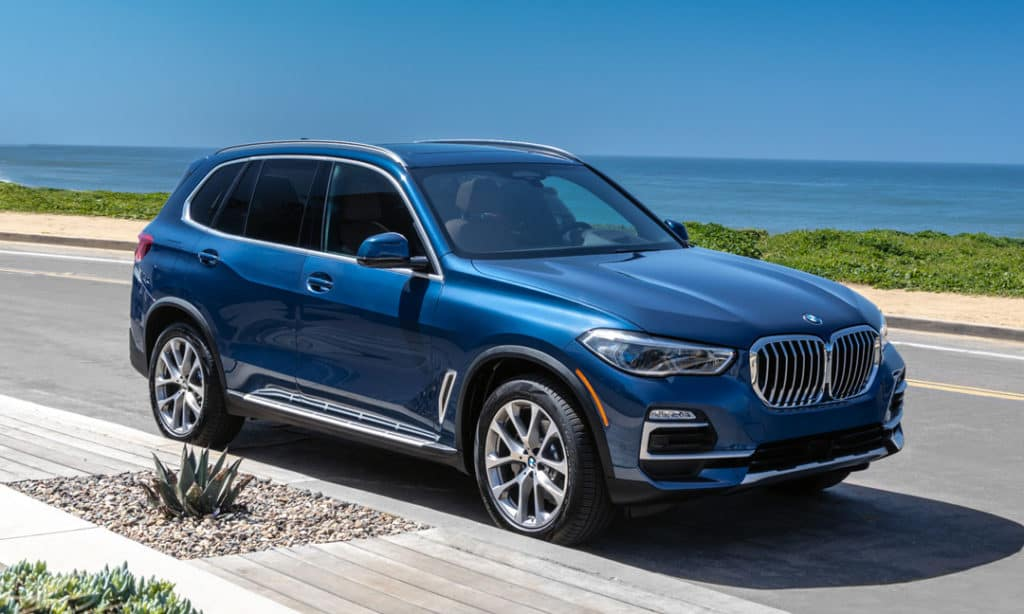LEASE A 2019 BMW X5 xDRIVE40i