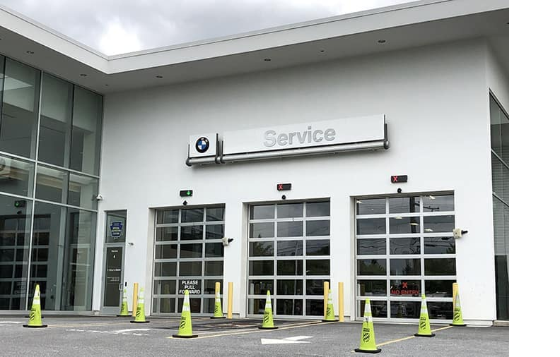 bmw service center near me
