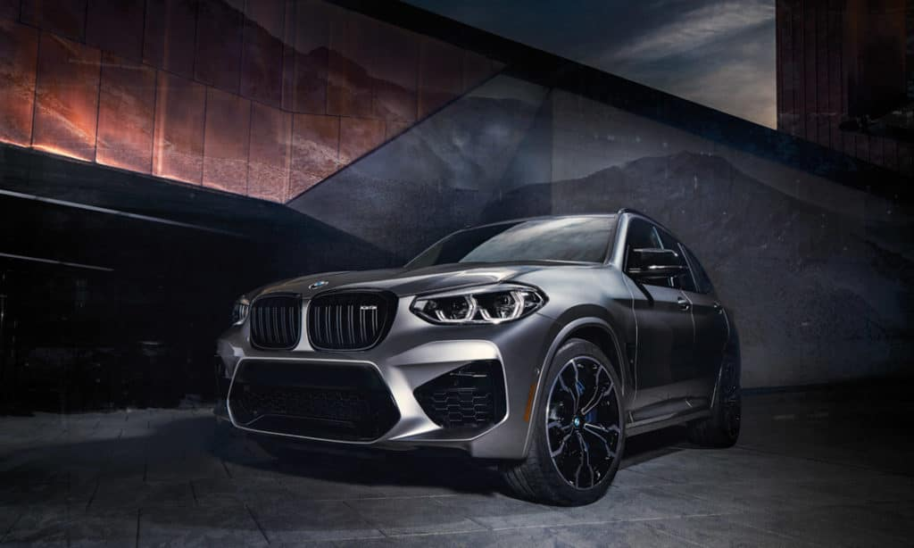 Lease a 2020 BMW X3 M Competition