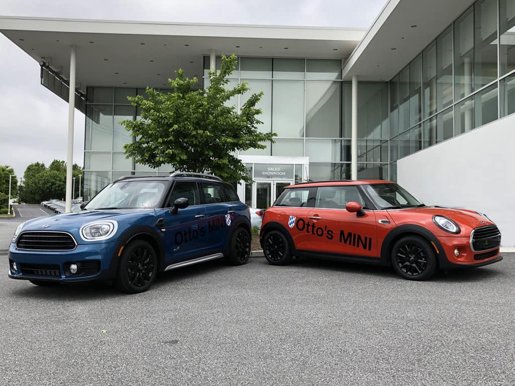 Mini And Pre Owned Car Dealer In West Chester Ottos Mini