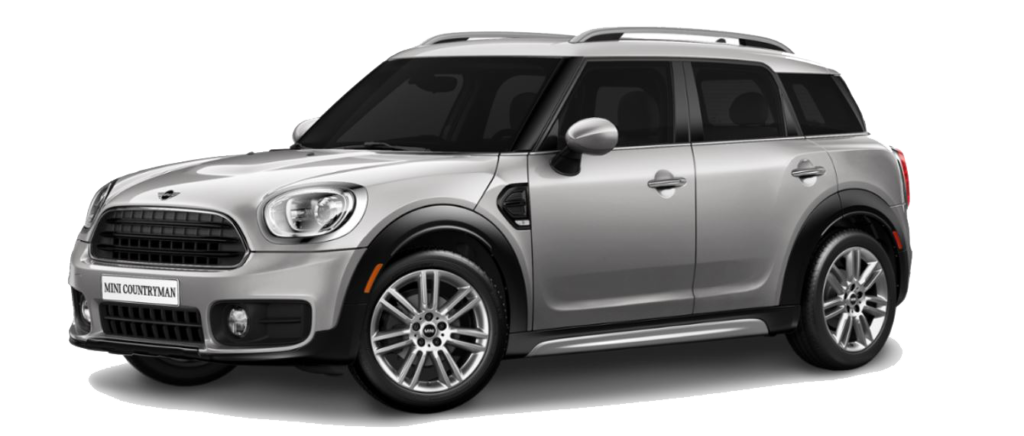 Lease a 2020 MINI Cooper S Countryman- $339/month.