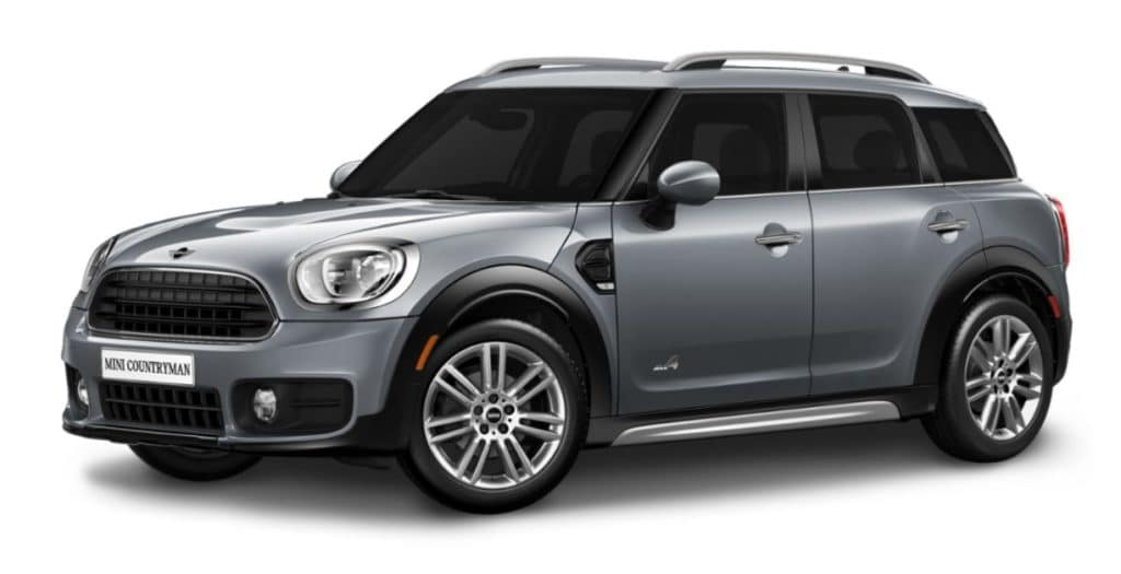 Lease a new 2020 MINI Cooper Countryman ALL4- $329/month.