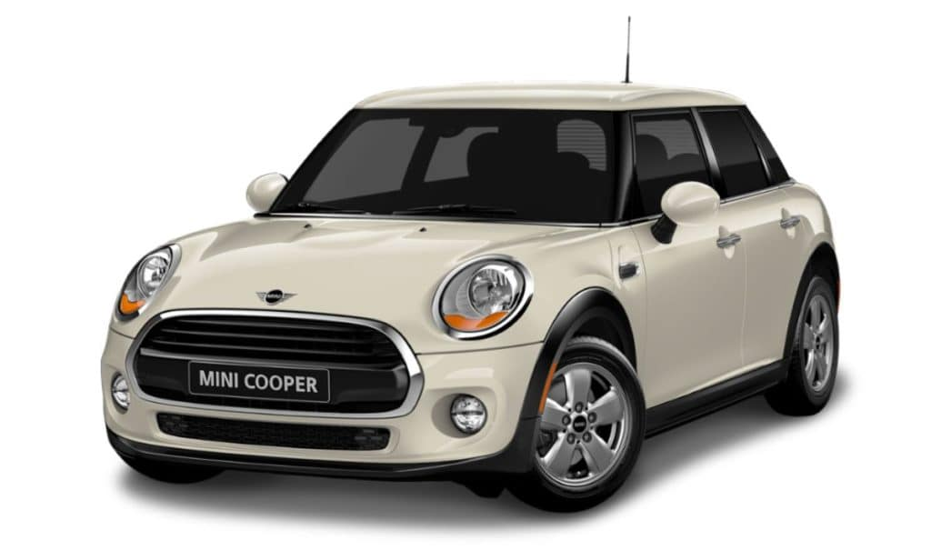 Lease a New 2022 MINI Cooper Hardtop 4 Door