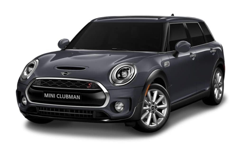 Lease a new 2020 MINI Cooper S Clubman- $309/month.