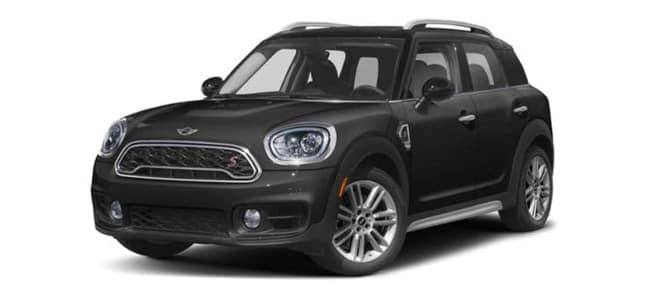 Lease a 2020 MINI Cooper S Countryman Iconic Trim ALL4- $463/month.