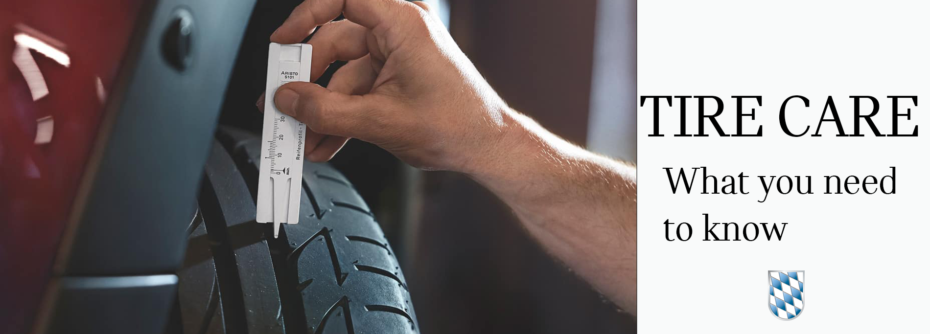 Tips to ensure your tires are road ready