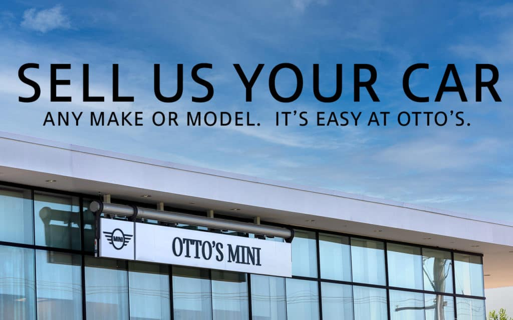 Otto's MINI in West Chester, PA is looking for Used Cars.