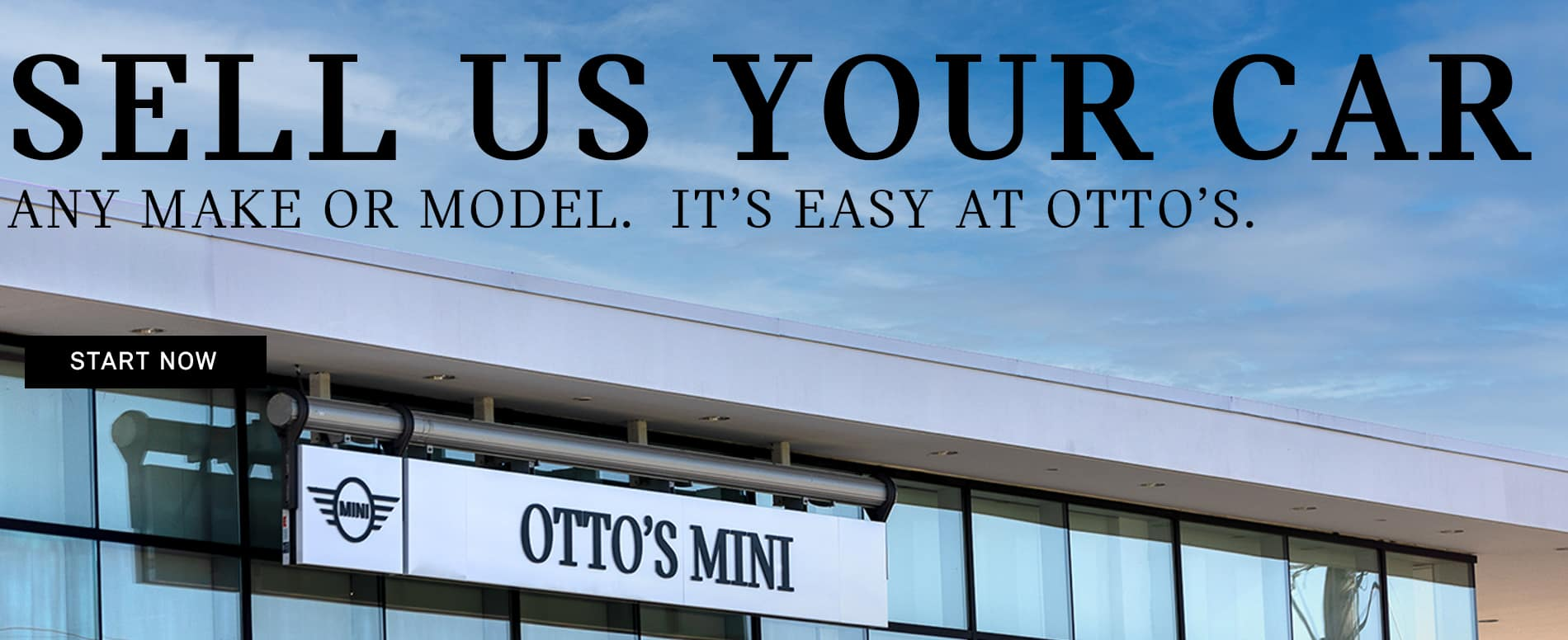 Sell Otto's MINI your used car