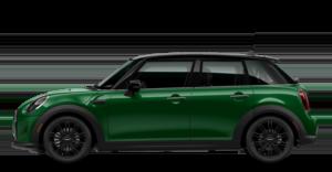 MINI Cooper Hardtop 4 Door in British Racing Green
