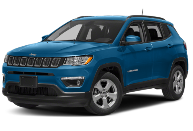 2019 Jeep Compass Hero Image