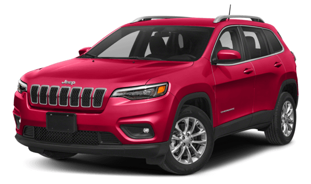 2019 Jeep Cherokee Hero Image